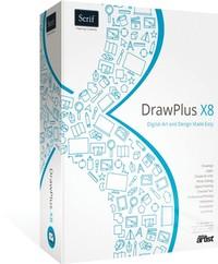 Image miniature DrawPlus X8 - Mise à jour