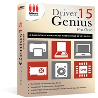 Image miniature Driver Genius 15 Pro Gold -