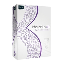 Image miniature PhotoPlus X8