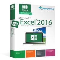 Image miniature Formation à Excel®2016