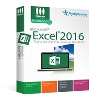 Image miniature Formation à Excel® 2016