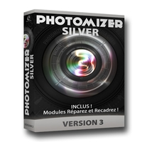 Image miniature Photomizer 3 Silver