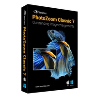 Image miniature PhotoZoom 7 Classic Windows