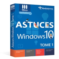Image miniature Astuces Windows 10 - Tome 1