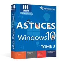 Image miniature Astuces Windows 10 - Tome 3