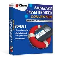 Image miniature Sauvez vos cassettes Convert