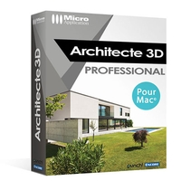 Image miniature Architecte 3D Pro 2017 - Mac