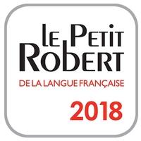 Image miniature Le Petit Robert 2018