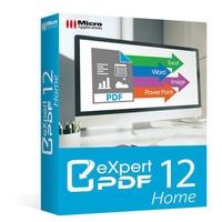Image miniature eXpert PDF 12 Home