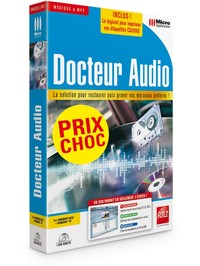 Image miniature Docteur Audio
