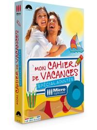 Image miniature Cahier de Vacances adultes