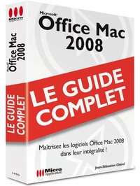 Image miniature Office Mac 2008