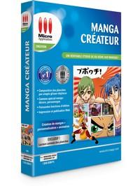 Image miniature Manga Créateur