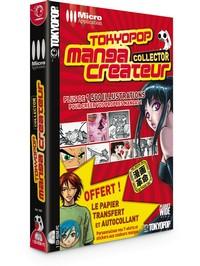 Image miniature Tokyopop Manga Créateur