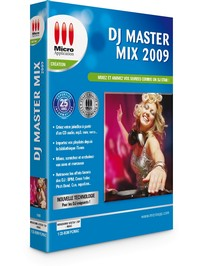 Image miniature DJ Master Mix 2009