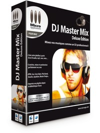 Image miniature DJ Master Mix Deluxe Ed. MAC