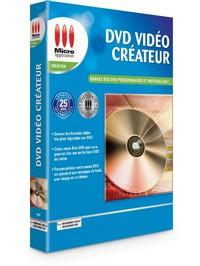 Image miniature DVD Vidéo Créateur
