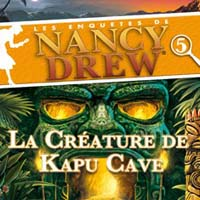 Image miniature Nancy Drew : Kapu Cave