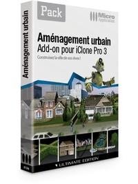 Image miniature iClone : Aménagement urbain