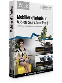Image miniature iClone: Mobilier d'intérieur