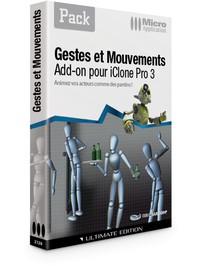Image miniature iClone : Gestes et Mouvement