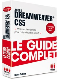 Image miniature Adobe Dreamweaver® CS5