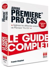 Image miniature Adobe Premiere® Pro CS5