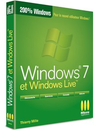 Image miniature Windows® 7 et Windows Live™