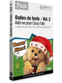 Image miniature PACK - Bulles de texte - Vol