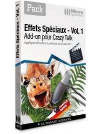 Image miniature PACK - Effets Spéciaux - Vol