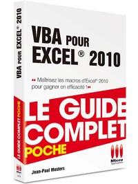 Image miniature VBA pour Excel® 2010