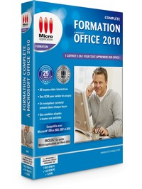 Image miniature Formation complète à Office