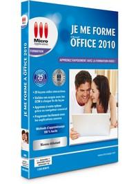 Image miniature Je me forme à Office 2010