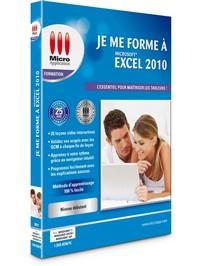 Image miniature Je me forme à Excel 2010