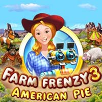 Image miniature Farm Frenzy 3: American Pie