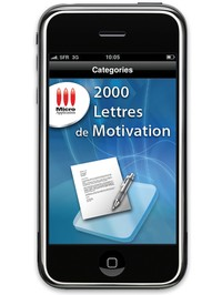 Image miniature 2000 Lettres de motivation