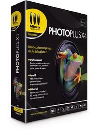 Image miniature PhotoPlus X4 - Mise à Jour