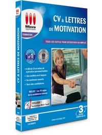 Image miniature CV & Lettres de motivation