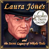 Image miniature Laura Jones & the Secret...
