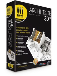Image miniature Architecte 3DHD - Travaux