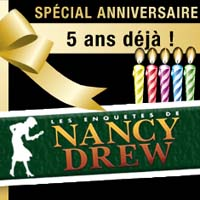 Image miniature Nancy Drew : Edition 5 ans