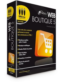 Image miniature Web Boutique 5 Pro