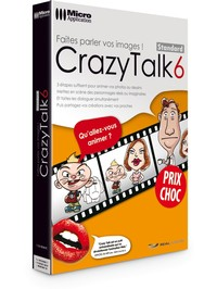 Image miniature CrazyTalk 6