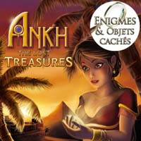 Image miniature Ankh: The Lost Treasures
