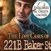 Image miniature The Lost Cases Baker St.