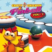 Image miniature Crazy Chicken Pinball