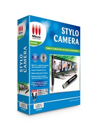 Image miniature Stylo Caméra Espion