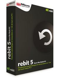 Image miniature Rebit 5 - Mise à jour 3 PC