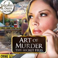 Image miniature Art of Murder: The Secret...