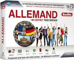 Image miniature Berlitz Allemand - Tous Nive